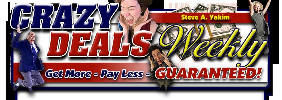 CrazyDealsWeekly.com